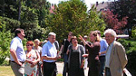 Besuch der Gedenkstätte Ahlem